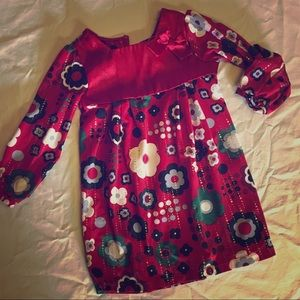 Girls Christmas dress by Children's Place